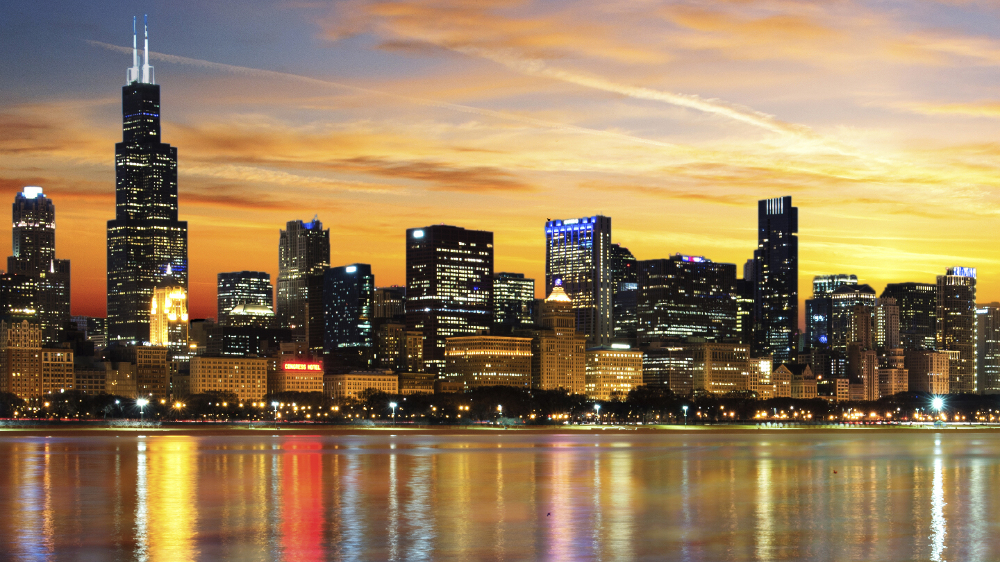 The Skyline of Chicago, Suburban Tours September Featured Destination