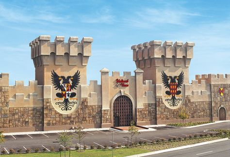 Medieval Times dinner theater in Baltimore will allow your student group to dine in a castle and learn about a long-ago era.