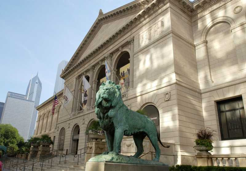 The Art Institute of Chicago is recommended by Suburban Tours