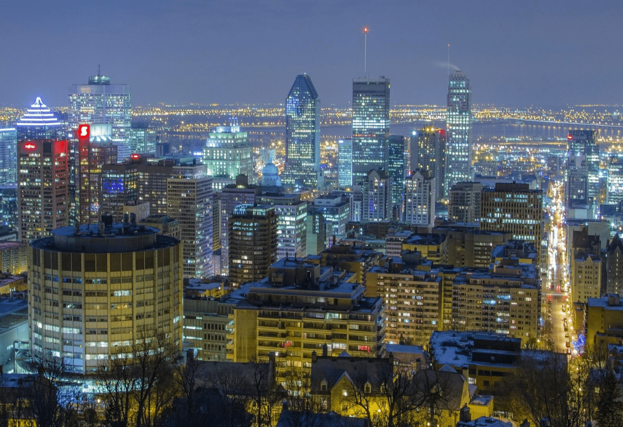 Take a student Tour to Montreal and Quebec