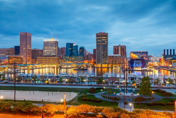 Tours of Baltimore