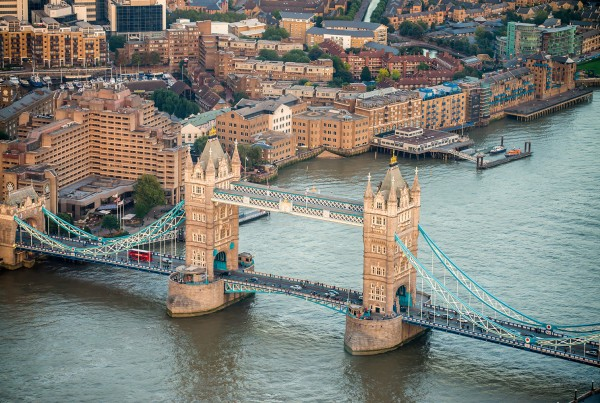 London England Tours Tower Bridge
