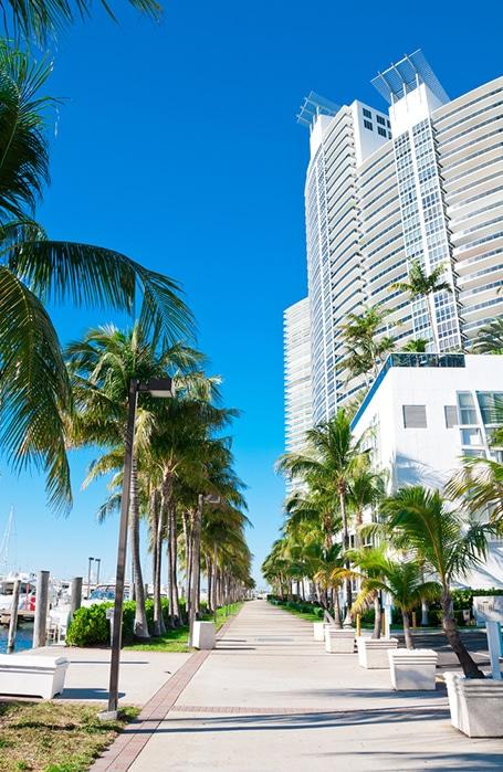 Miami Beach Senior Class Trip