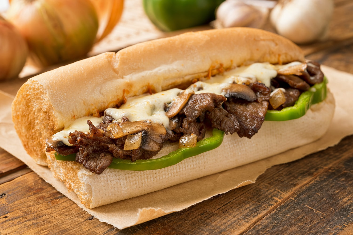 Tour Philly Cheese Steak