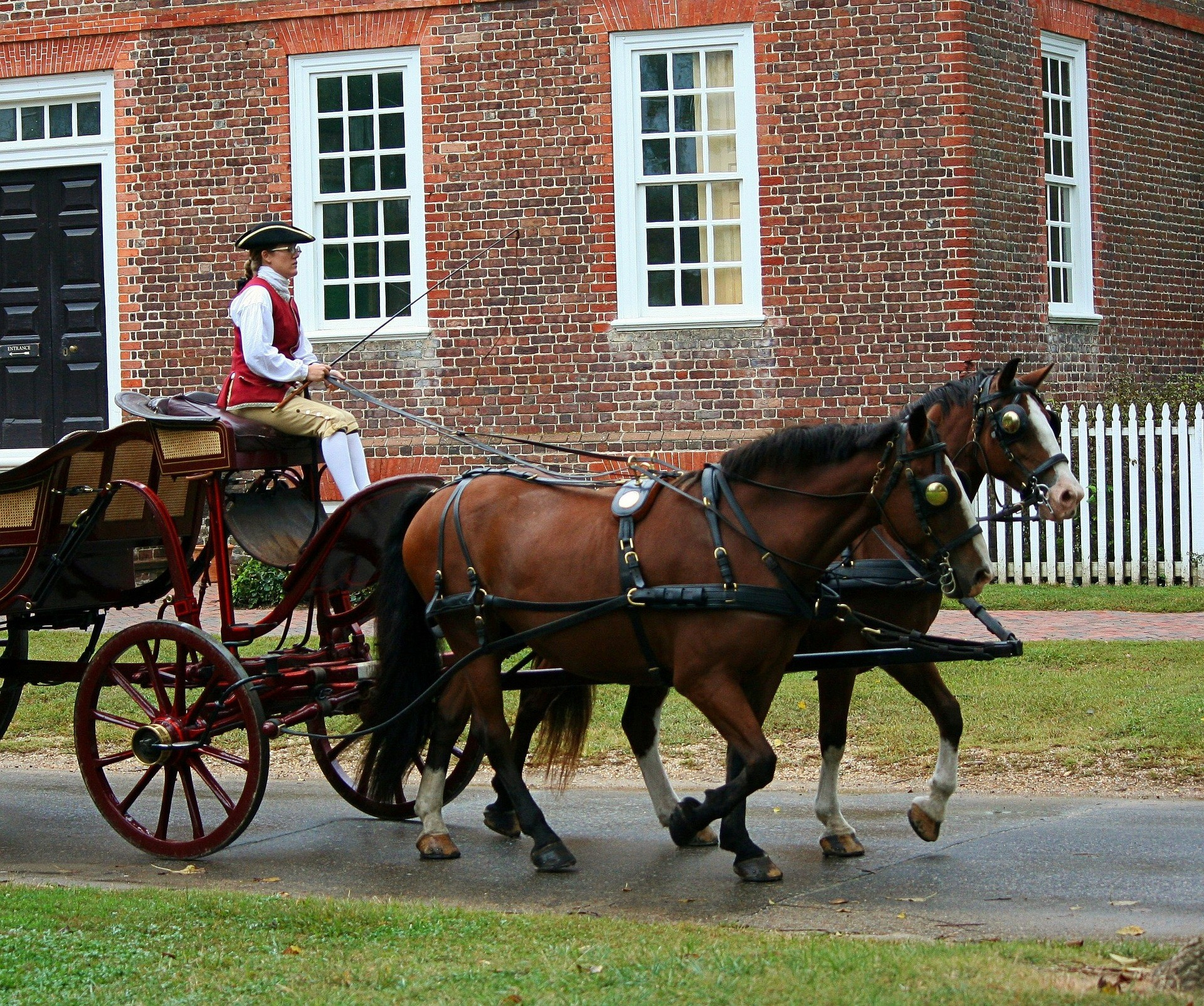 The Past is Present at these Living History Museums