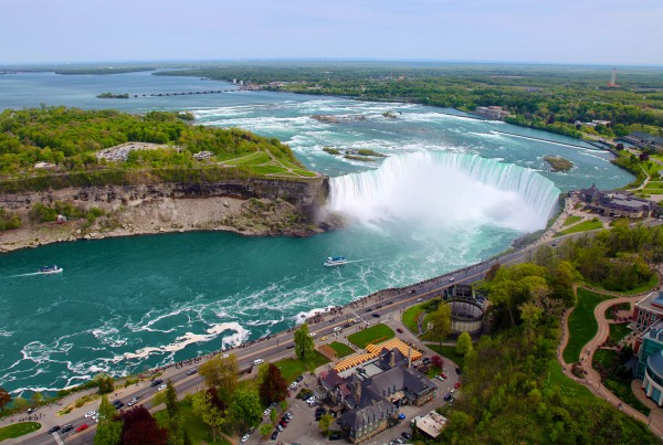 Niagara Falls Tour Trip
