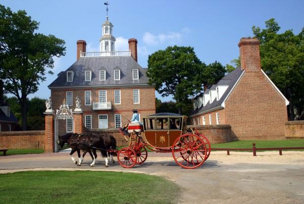 Colonial Williamsburg Tours Virginia